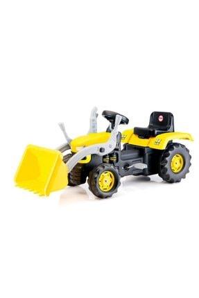 DOLU OYUNCAK 8051 Kepçeli Traktör