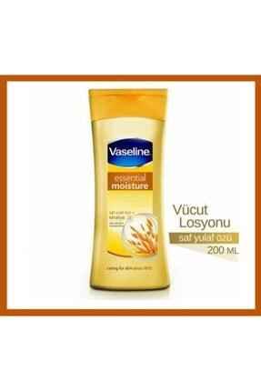 Vaseline Essential Moistre Losyon 200 Ml Total Moisture