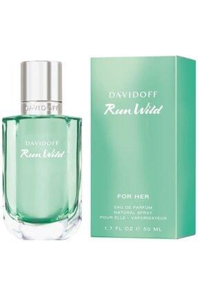 Davidoff Run Wild Edp 50 ml Kadın Parfüm 3614227880245