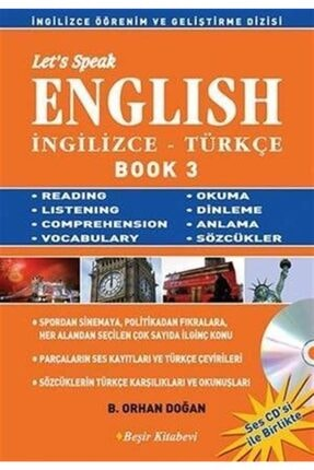 Beşir Kitabevi Let's Speak English Book-3
