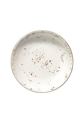 Bonna Porselen Bloom Çukur Tabak 23 cm 1000 cc