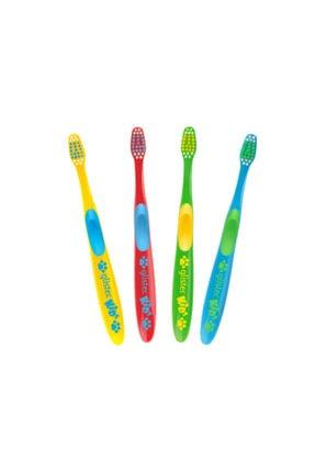Amway Çocuklar Için Diş Fırçası Glister (4'lü Paket)