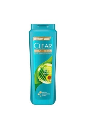 Clear Doğal Nem Terapi Şampuan 600 ml