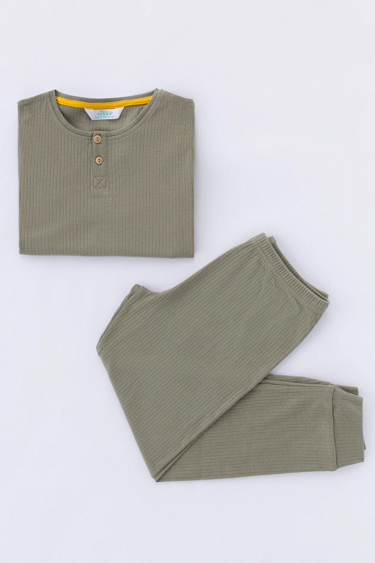 Penti Erkek Çocuk Rıb 2Li Pijama Takımı 1