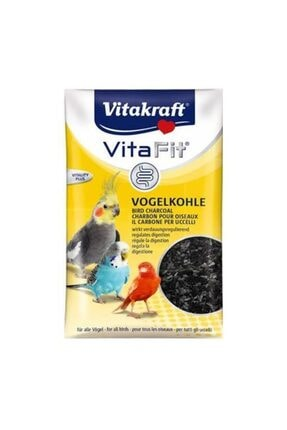 Vitakraft Vogel Kohle Muhabbet Kuşu Ve Kanarya Için Kömür 10 Gr 451-11112