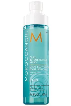 Moroccanoil Curl Re-energizing Enerji Veren Aktiv Bukre Sprey 160ml
