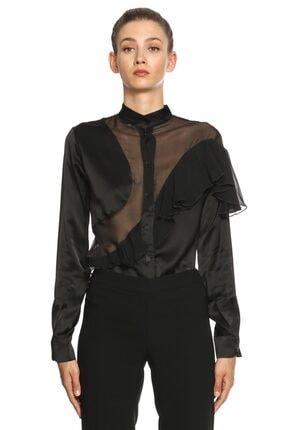 Christopher Kane Kadın Volanlı Gömlek
