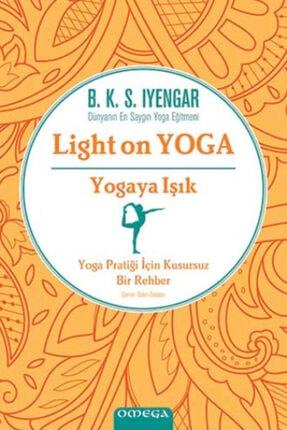 Omega Light On Yoga Yogaya Işık (ciltli)