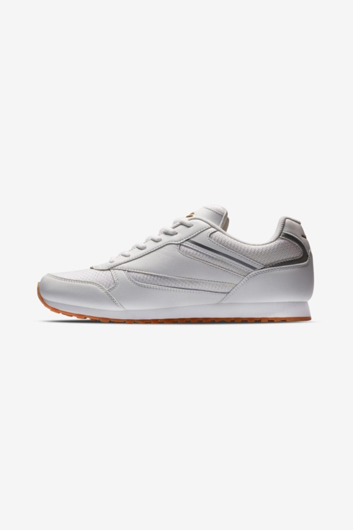 Lescon Kadın Beyaz Sneaker Ayakkabı L-6618 2