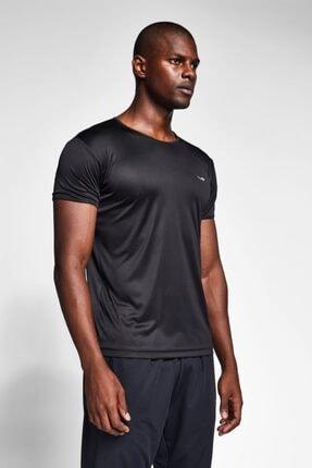 Lescon Erkek Siyah  T-Shirt - 20S-1220-20B