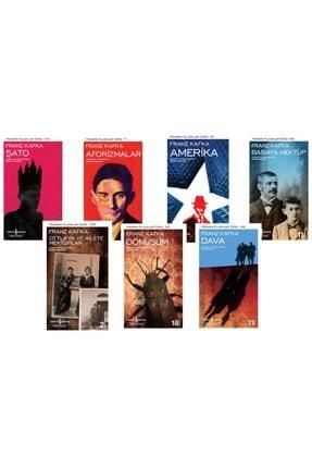 TÜRKİYE İŞ BANKASI KÜLTÜR YAYINLARI Franz Kafka Set (7 Kitap)