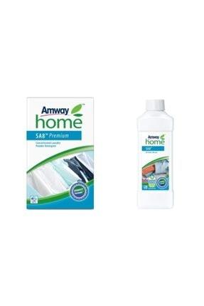 Amway Home™ Premium Konsantre Toz Çamaşır Deterjanı Ve Her Cins Kumaş Beyazlatıcı