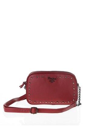 David Jones Kadın Koyu Kırmızı Askılı Çanta