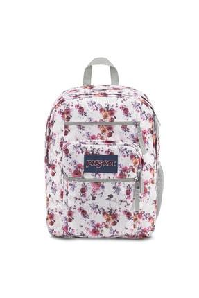 Jansport Unisex Çiçek Desen Big Student Floral Memory Sırt Çantası Tdn733n