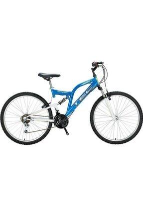 TEC Mavi Black 24 Jant 21 Vites Çift Amortisörlü Dağ Bisikleti