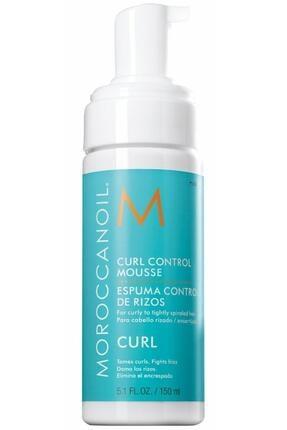 Moroccanoil Curl Control Mousse Bukle Kontrol Köpüğü 150ml