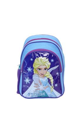 Frozen Çocuk Mavi Elsa Okul Çantası