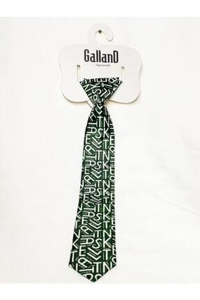 GallanD Çocuk Kravat Dijital Baskı