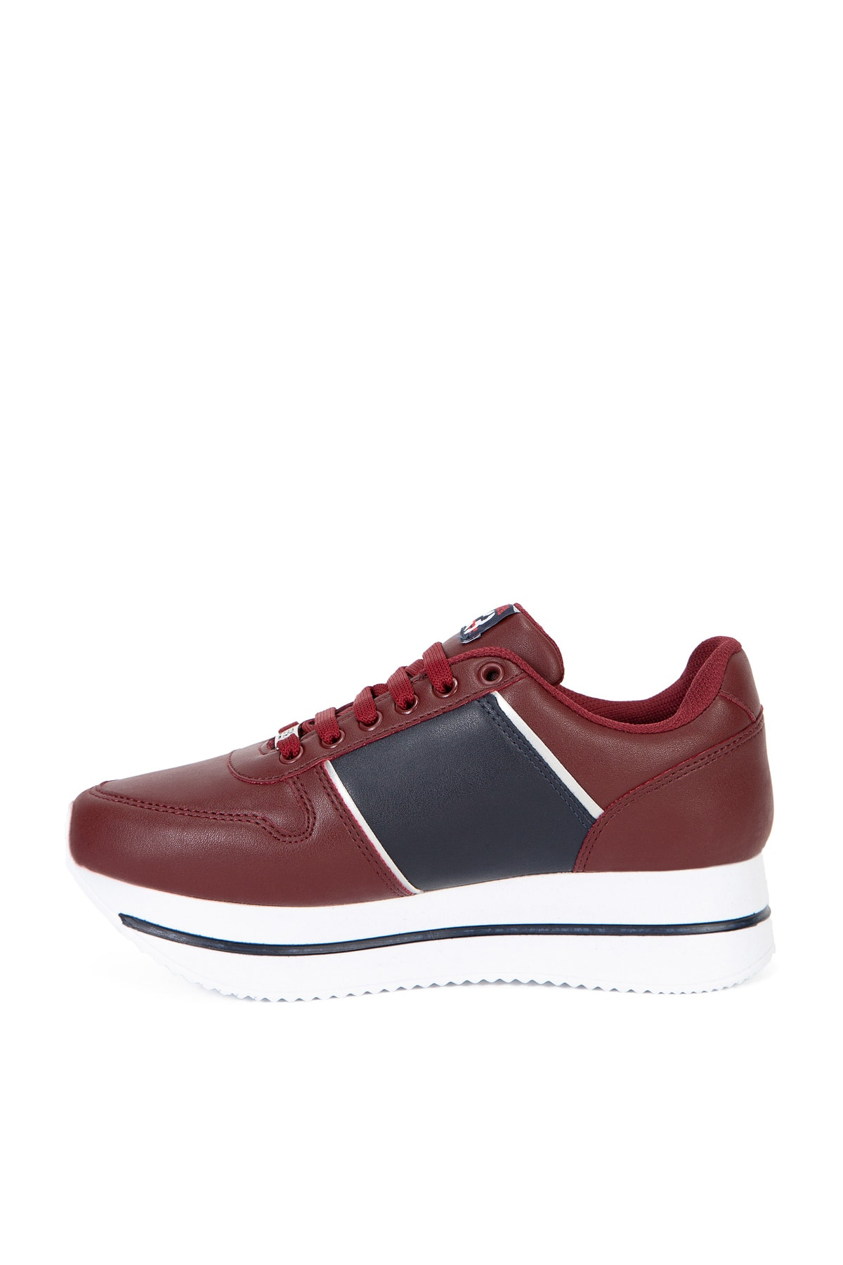 U.S. Polo Assn. Kirmizi Kadın Ayakkabı 2