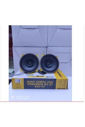 Soundmax Sx-ege5 13cm Çifti 580w Slım Porofosyonel Mıdrange