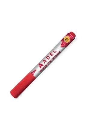 Adel Beyaz Tahta Kalemi Kırmızı