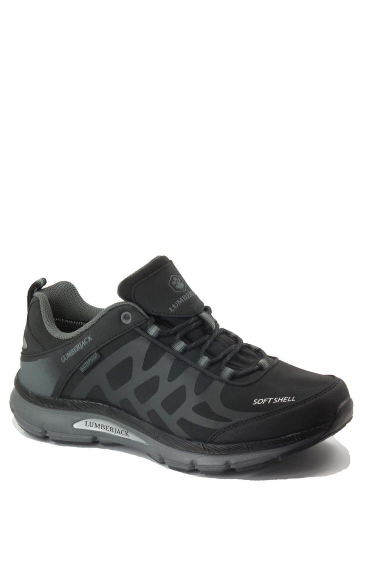 lumberjack Kadın Siyah Sneakers 1