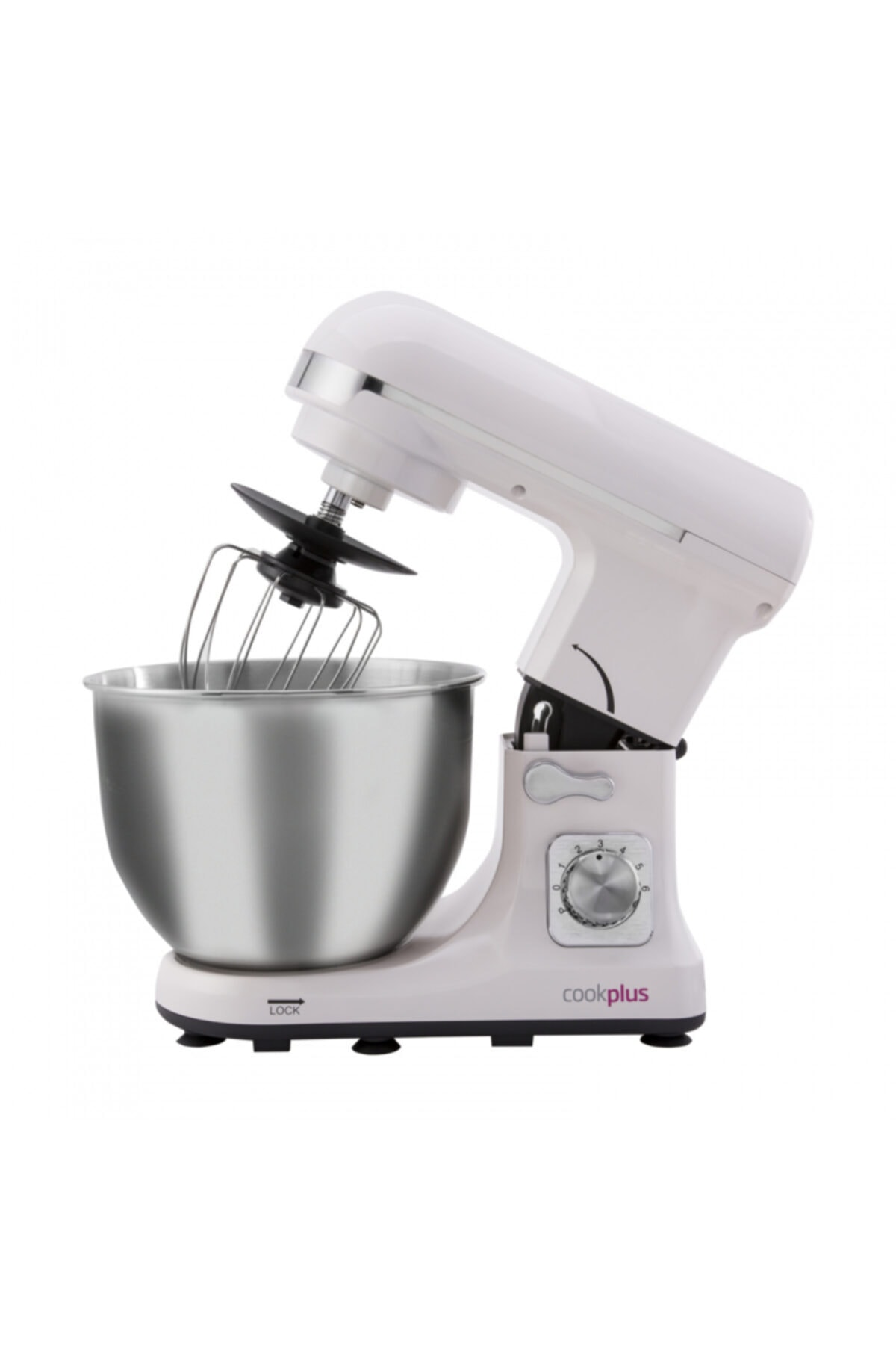 Cookplus Quick Chef 1001 Mutfak Robotu Cream 2