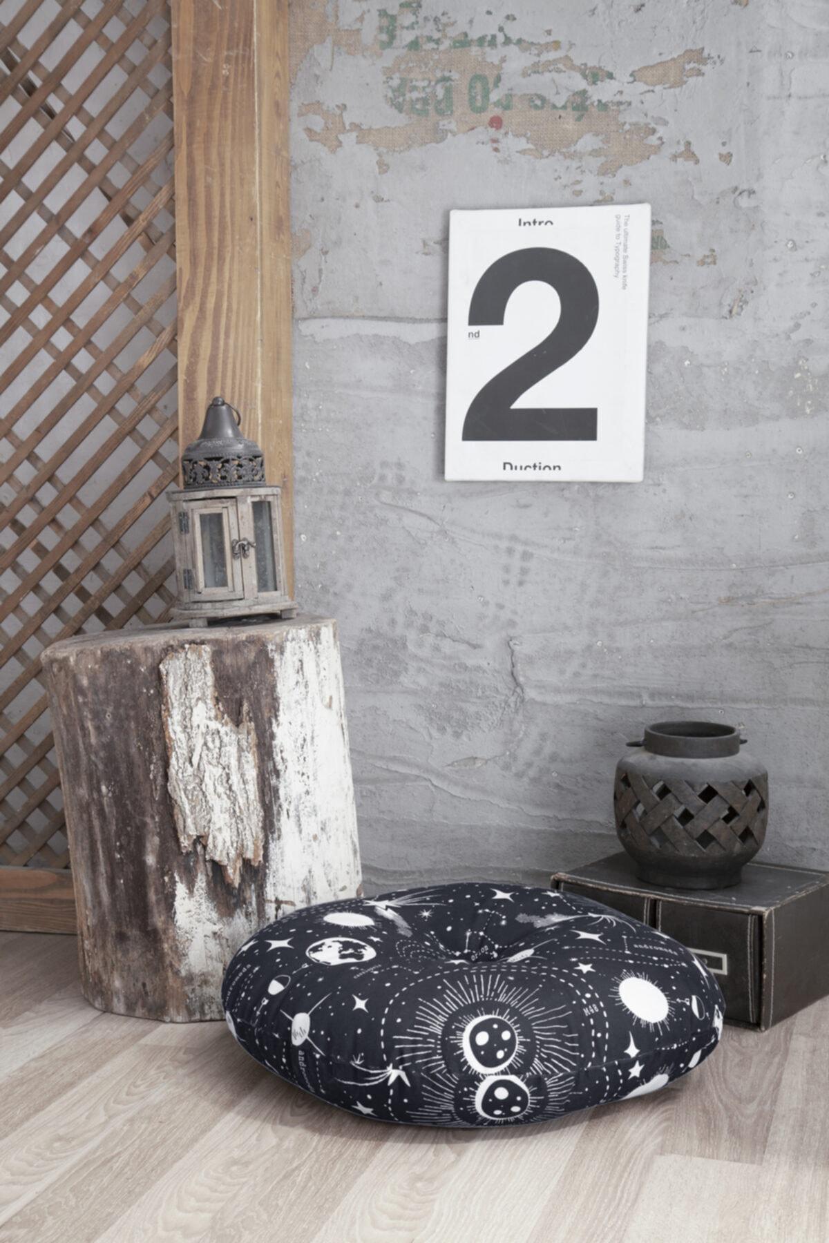 Home&Bath Dekoratif Yer Minderi Andromeda 2