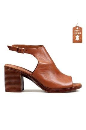 Hammer Jack Kadın Kahverengi Topuklu Ayakkabı 542 1620-z