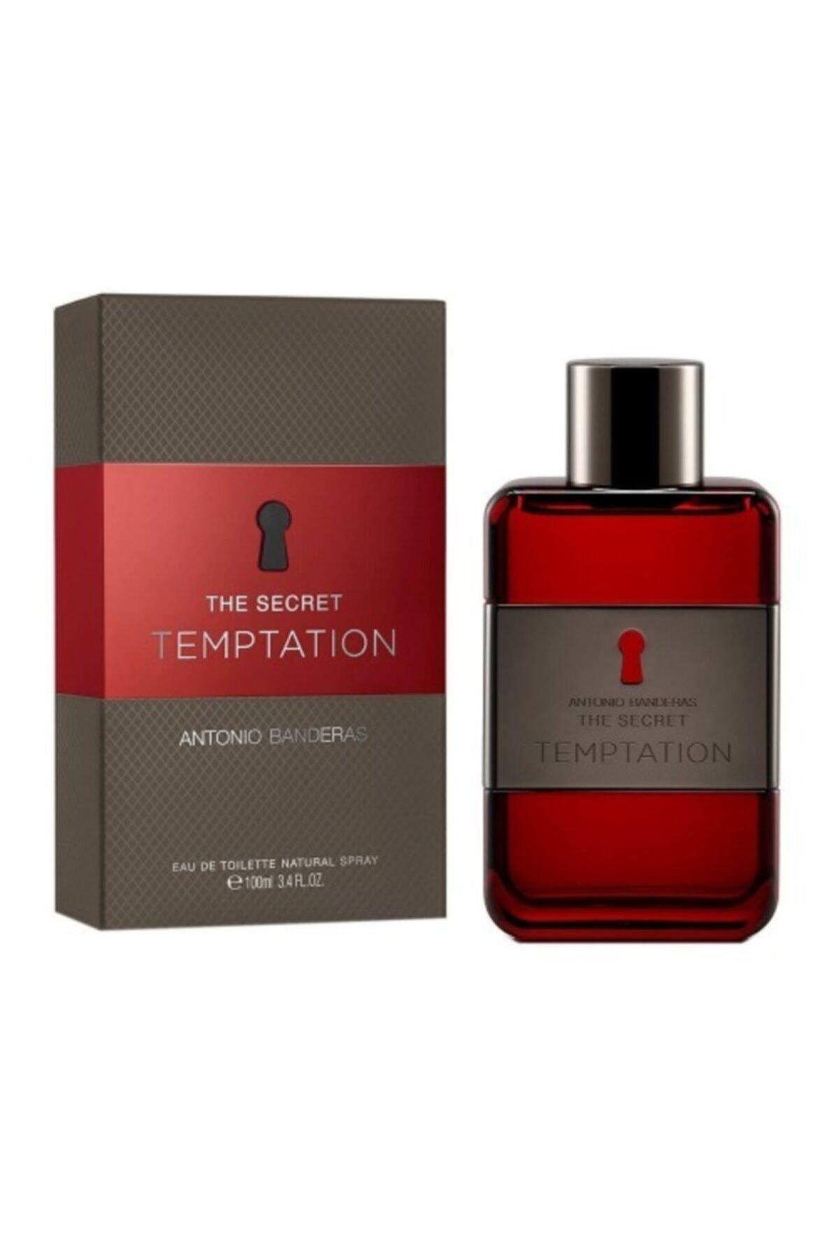 Antonio  Banderas The Secret Temptation Edt 100 ml Erkek Parfüm GLTKN6699985 1