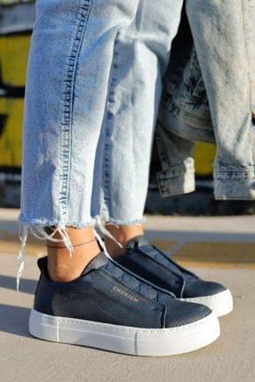 Chekich Kadın Lacivert Ayakkabı Ch011