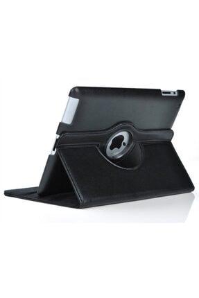 MOBAX Siyah Apple Ipad 6 Nesil 9.7 2018 Dönebilen Standlı Case Kılıf A1893 A1954