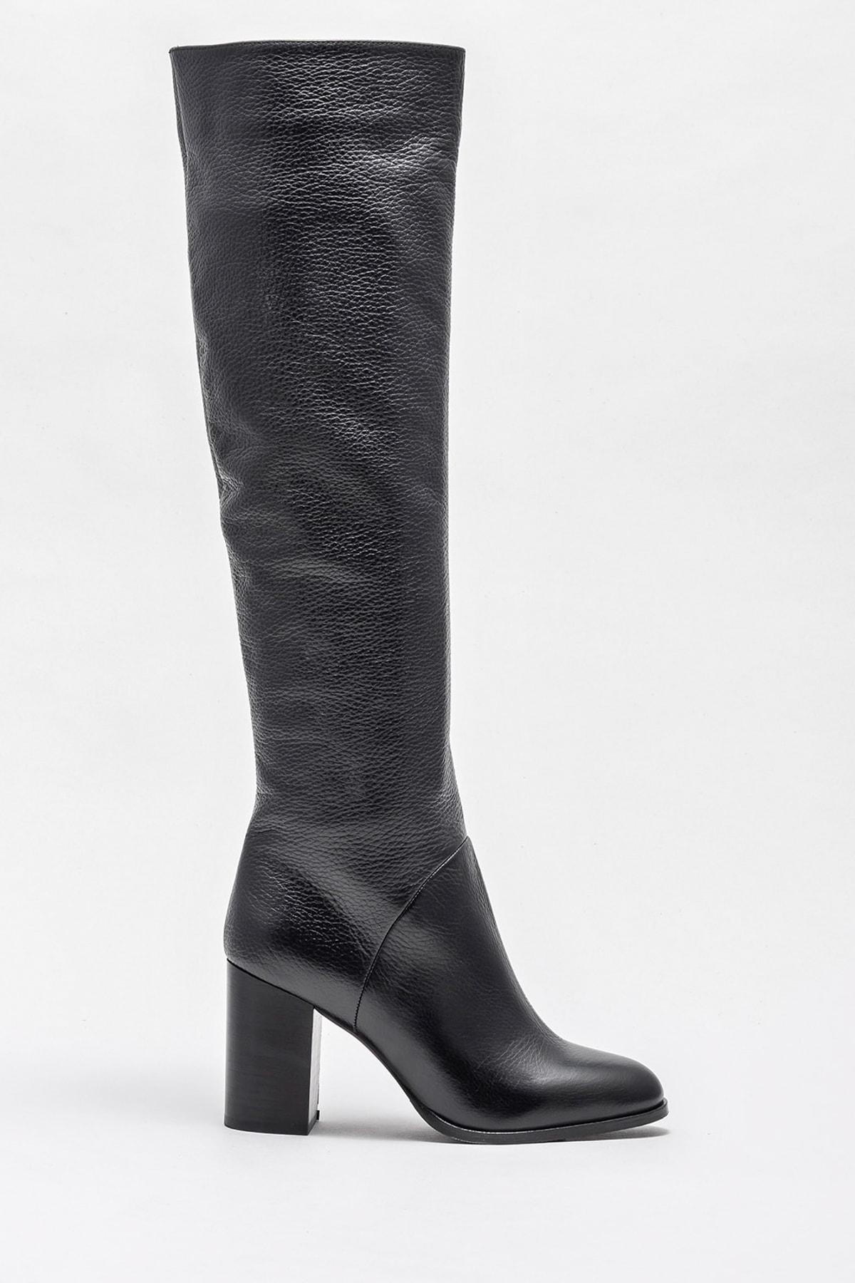 Elle Shoes Kadın RANSEYS Çizme 20KTO18412 2