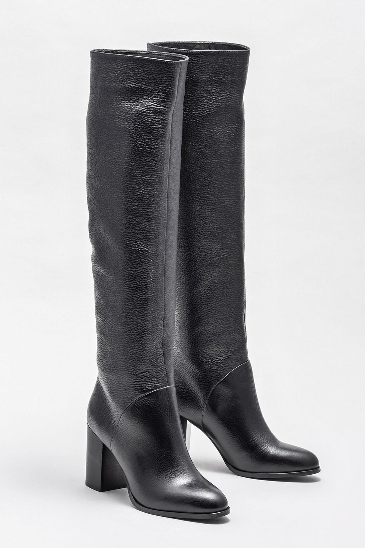 Elle Shoes Kadın RANSEYS Çizme 20KTO18412 1