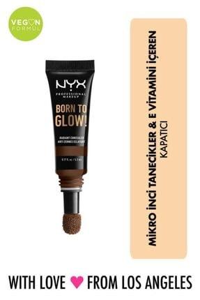 NYX Professional Makeup Kapatıcı - Born To Glow Naturally Radiant Concealer 22 Deep 800897197100