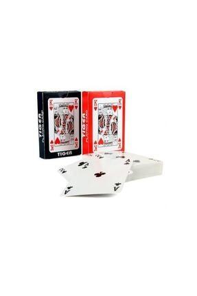 Star Oyun Tiger A/30 Iskambil Kağıdı - Çift Deste