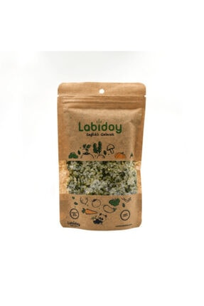 labidoy Pirinçli Brokolili Bebek Çorba Karışımı +6 Ay Ay Bebek Ek Gıda