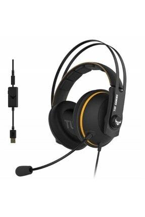ASUS Unisex Sarı Tuf Gaming H7 Yellow 7.1 Oyuncu Kulaklık