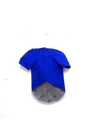Bambino Su Geçirmez Yağmurluk Saks Mavi Xl