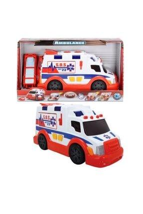 Simba 3308360 Dıckıe Ambulance 37 Cm Sesli-ışık