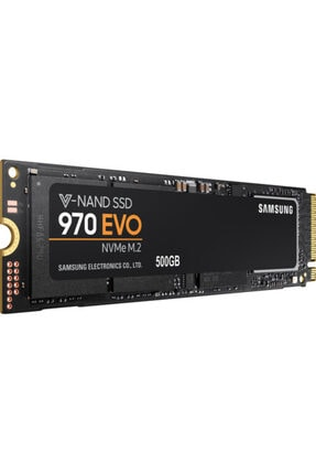 Samsung 500gb Mz-v7e500bw 970 Evo Nvme M.2 Ssd Harddisk