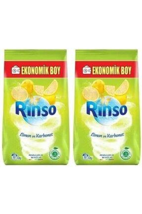 Rinso Matik Limon Karbonat 8 Kg 2 Adet