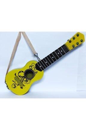 Brother Toys 48 Cm. Boyunda Oyuncak Sarı Ispanyol Gitar
