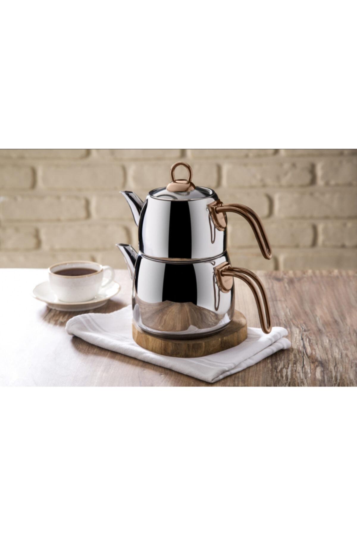 Emsan Teatanyum Maxi Çaydanlık Takımı 1