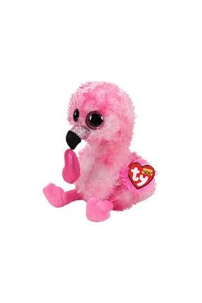 TY Beanie Boos Kalpli Flamingo Peluş Dain 15 cm
