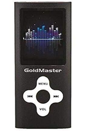 GOLDMASTER Mp3-224 8gb Mp3 Player Siyah