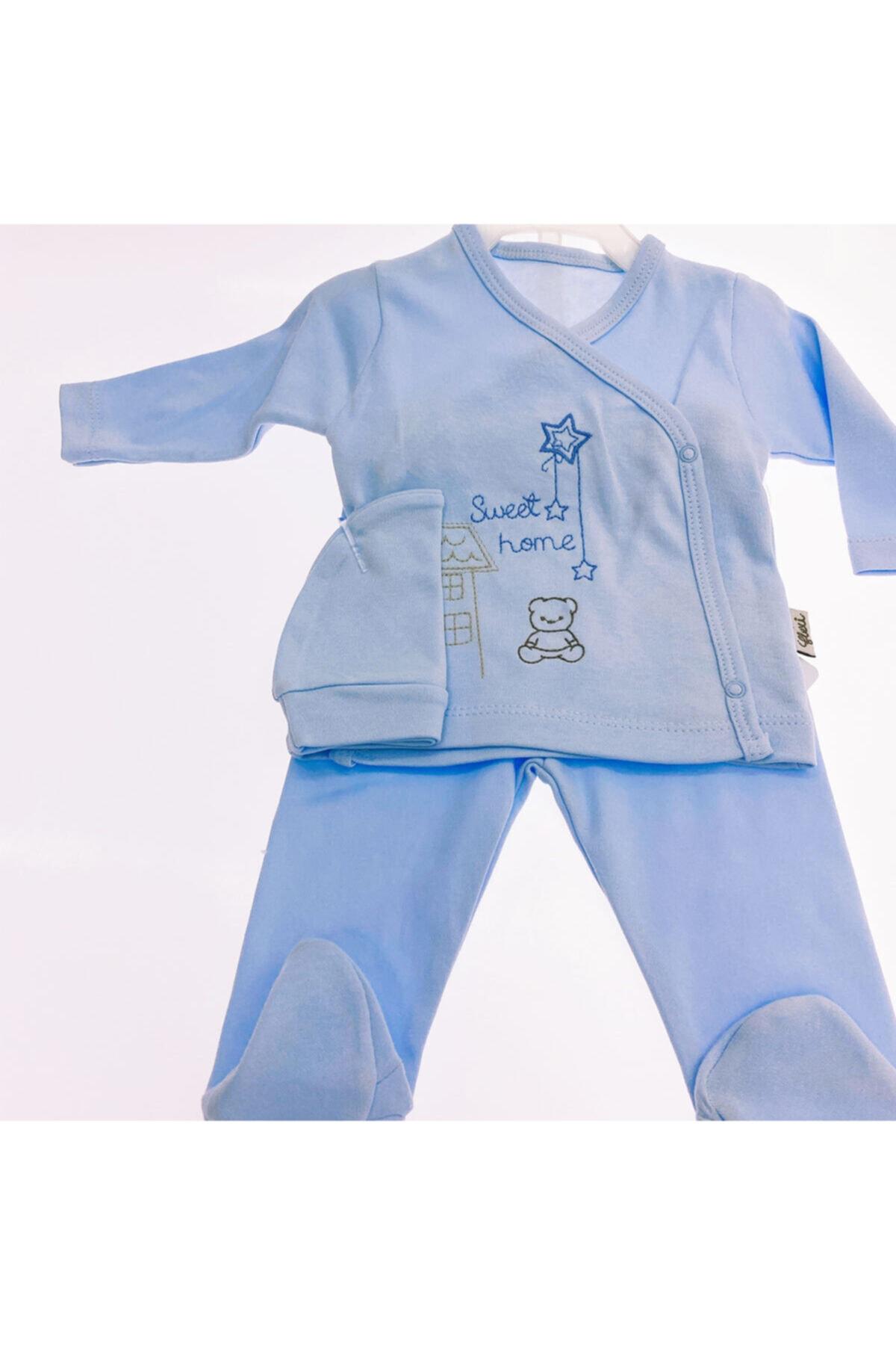 Flexi Baby Sweet Home 3'lü Hastane Çıkışı 2