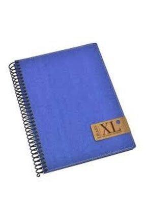Gıpta Yayınları Jeans Xl Def Sert Kpk 120yp Mavi Kareli