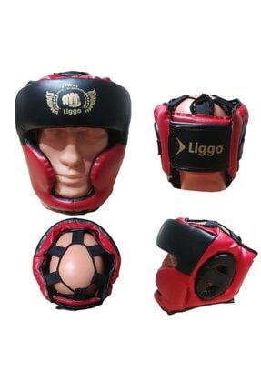 Liggo Gard Çocuk Boks Kaskı-kick Boks-muay Thai Kapalı Kask