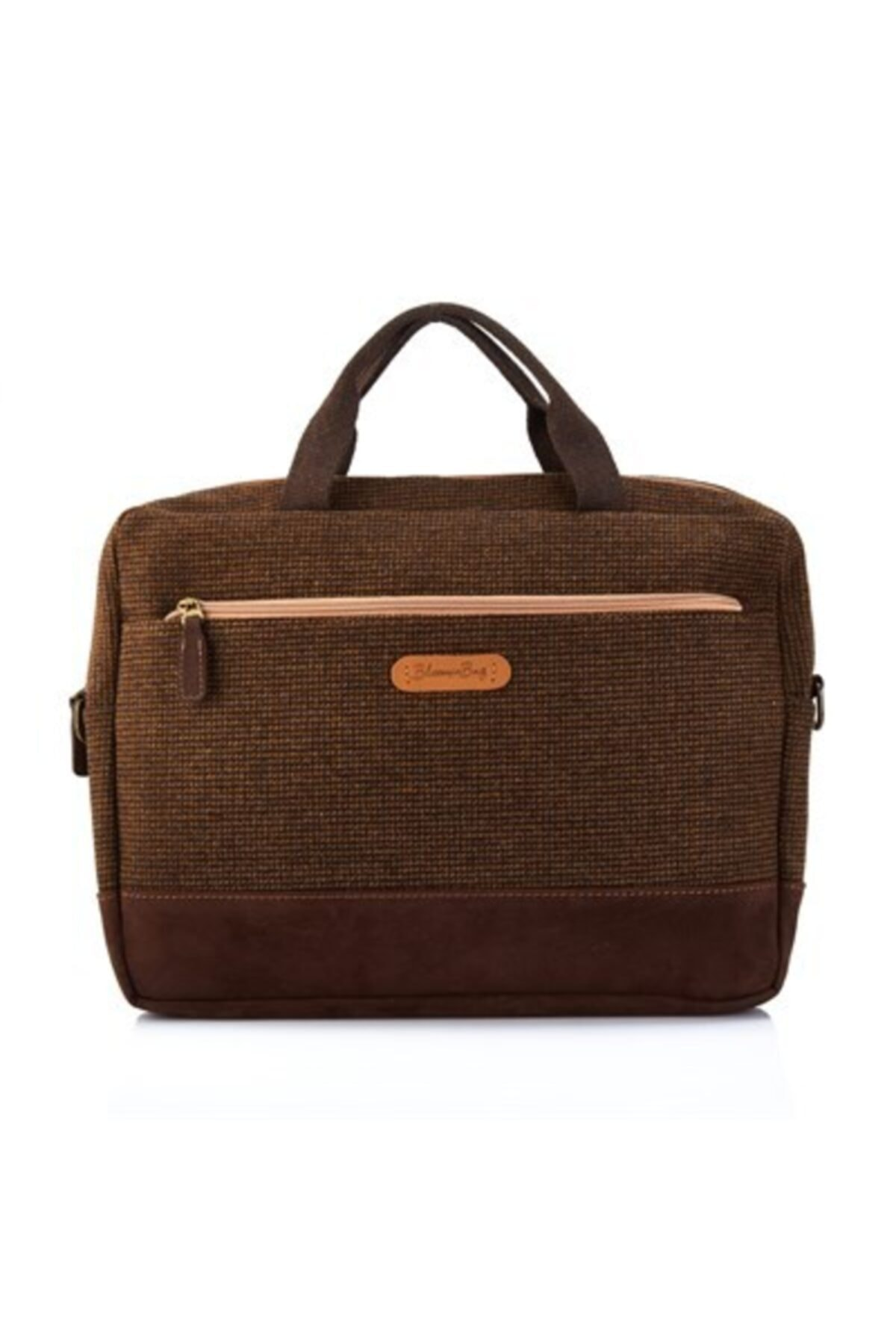 BloominBag Woody Wood 15.6 Inch Macbook Laptop Çantası 1